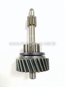Engrenagem Completa Furadeira Makita Hp2050/hp2070 - 153622-6