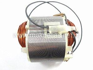 Estator 127v  serra circular makita Mss700/mss703/mt560/ 593942-0