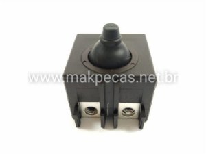 Interruptor para esmerilhadeira makita 9554NB, 9557HN, 9557HP, 9557NB