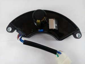 AVR para Gerador a Diesel Trifásico