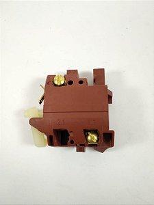 Interruptor Lixadeira Gws 6-115/gws 8-115/ggs 27c 1607200086