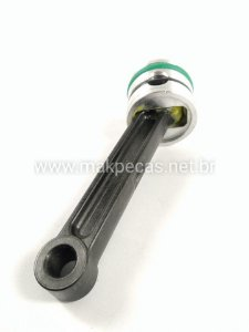 Pistão Completo Para Martelete Bosch Gbh 5-40 Dce - 1617000A04