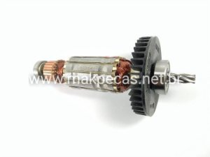 Rotor Completo 127v Aparador De Cerca Makita Uh5570 - 515736-3