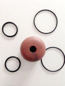 Jogo de couro zm 51 maxxi (04 peças) - Zm bombas