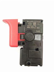 INTERRUPTOR ELETRONICO 220V FURADEIRA BOSCH GSB 13-RE/6604