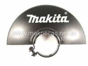 PROTETOR DO DISCO 180MM COMPLETO LIXADEIRA MAKITA GA7020
