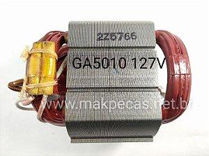ESTATOR COMPLETO 127V PARALIXADEIRA MAKITA GA5010