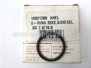 ANEL O-RING PARA MOTOR A DIESEL BD 7,0/10,0 BRANCO