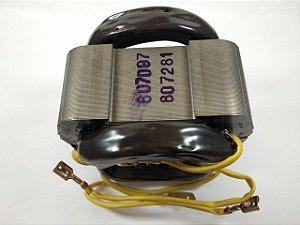 ESTATOR 220V PARA LIXADEIRA BOSCH GWS 22-180/ GWS 22-230