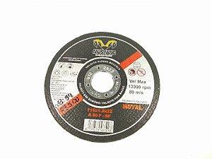 DISCO DE INOX 4 ¹/²'' 115x1.2x 22 MUSTANG