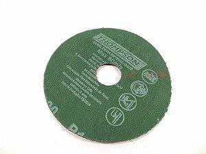 DISCO DE LIXA 4¹/²'' 115MM THOMPSON