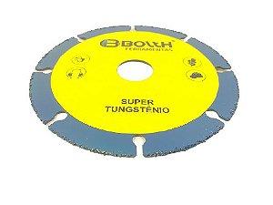DISCO 110MM FURO 20MM 14.880RPM SUPER TUNGSTÊNIO BOLTH