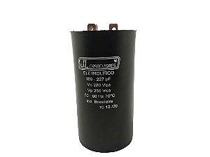 CAPACITOR ELETROLÍTICO 189-227UF 220V 50-60HZ 70ºC