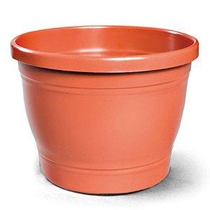 Vaso Plástico Primavera 5,6 Litros - Cerâmica ATENÇÃO: Pode ser adquirido em kits!