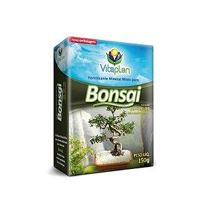 Fertilizante Mineral Misto para Bonsai - 150 Gramas