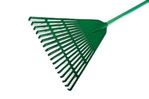 Vassoura Plástica para Grama - Cabo Verde