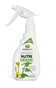 Fertilizante Foliar Pronto Uso NutriVerde 500 ml