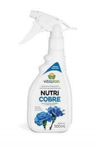 Fertilizante Foliar Pronto Uso NutriCobre 500 ml