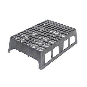 Bandeja Caixa 140 Células para Tubetes 50 cm³