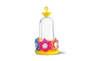 Bebedouro para Beija Flor - Amarelo