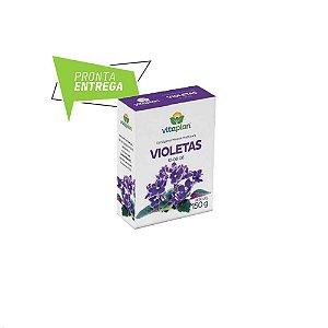Fertilizante Mineral Misto para Violetas - 150g