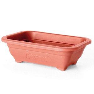 Vaso para Bonsai Mini Cerâmica - 0,450 Litros