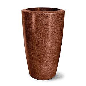 Vaso Classic Cônico N46 Ferrugem 45x26