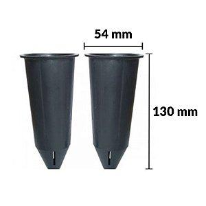 Tubetes 175 cm³ para Mudas de Eucalipto - 100 unidades