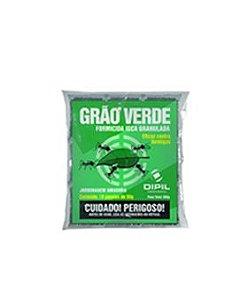 Formicida Isca Granulada - Grão Verde - 50 gramas