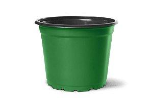Pote Holambra NP15 1,16 Litros - Verde e Preto - 50 unidades