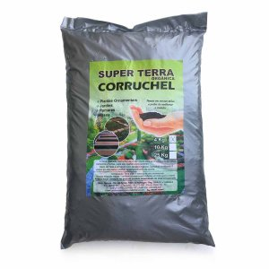 Super Terra Orgânica 4Kg Corruchel