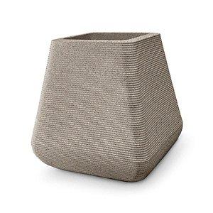 Vaso Riscatto Quadrado N53 Granito 53x34