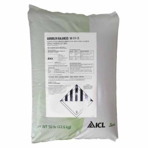 Fertilizante Agroblen Balanced 14-11-11 - Saca 22,6 Kg