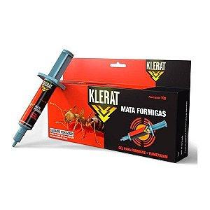 Inseticida Klerat Mata Formigas Gel 10gr