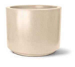 Vaso Classic Cilindrico Areia N32 32 x 40,5