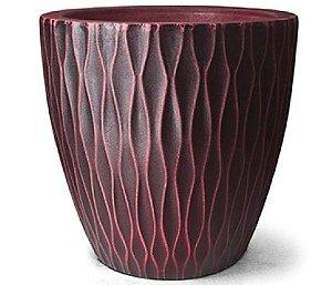 Vaso Infinity Redondo N37 Rubi 37x37
