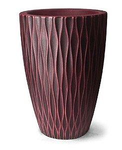 Vaso Infinity Cônico N28 Rubi 28x20