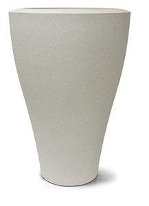 Vaso Ming Cônico N67 67x44,8 Cimento