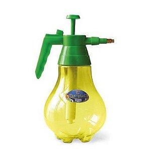 Borrifador Pulverizador Pressurizado 1,5 Litros Amarelo