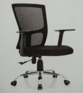 Cadeira Escritório Reclinável Giratória Ergonômica Preta Envio Imediato Black Friday