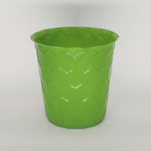 VASO PET COLMEIA FLEXIVEL M - VERDE -  KIT COM 10 UNIDADES