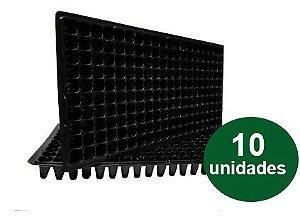 BANDEJA PLASTICA 200 CELULAS - 10 UND