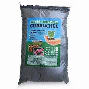 ADUBO ORGANICO CORRUCHEL - 25 KG