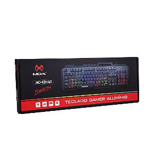 TECLADO PARA COMPUTADOR MOX MO-KB160