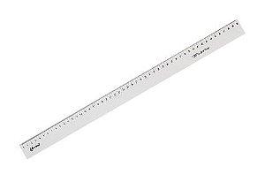 Régua de aço 20 cm - Trident