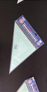 Esquadro 2532 (45°/45°/90°) 32 cm Trident