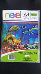 Papel Fotográfico A4 210X297MM 180GR