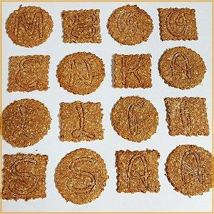 Biscoitos Alfabeto - 24 unidades