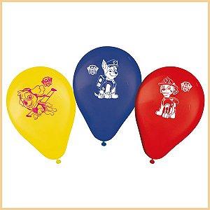 Balões Patrulha Canina | 3 unidades