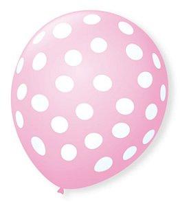 Balão Rosa | 4 unidades